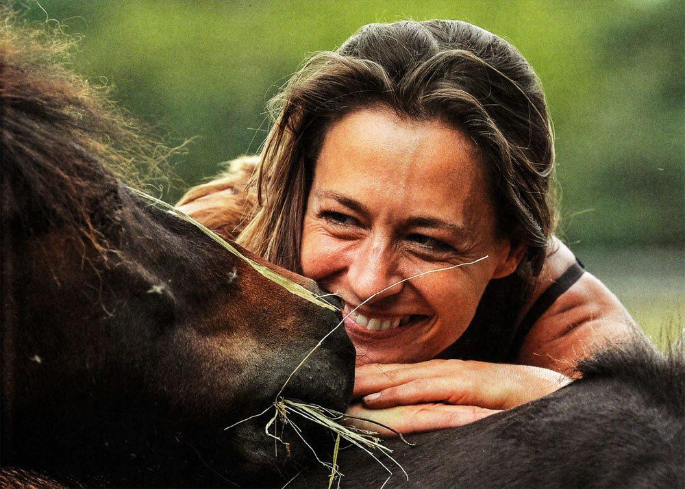 Pferdekultur Reiter Revue